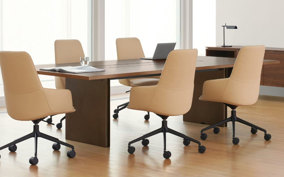 Matera Conference Table by Bernhardt Design
