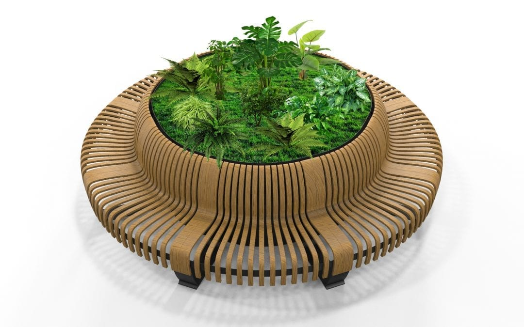 Nova C Outdoor by Green Furniture Concept