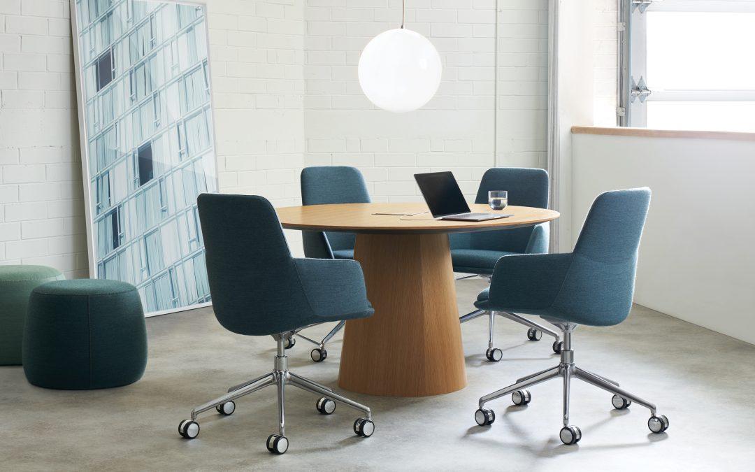 Anza Table by Bernhardt Design